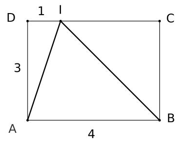 Produits scalaires - Rectangle, triangle, angle - Première