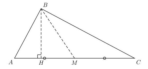 Exercice, géométrie, triangle rectangle