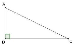 Exercice, produits scalaires, première, triangle rectangle