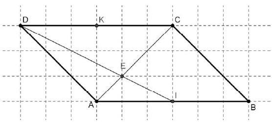 Vecteurs, parallélogramme, symétrique, appartenance, première