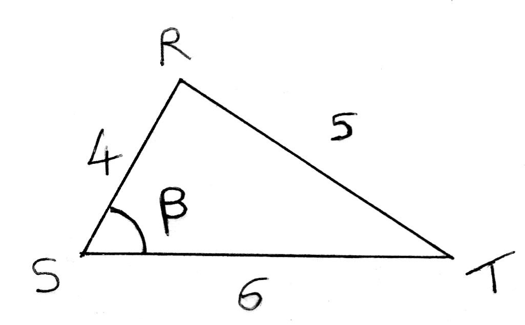 Triangles, angles