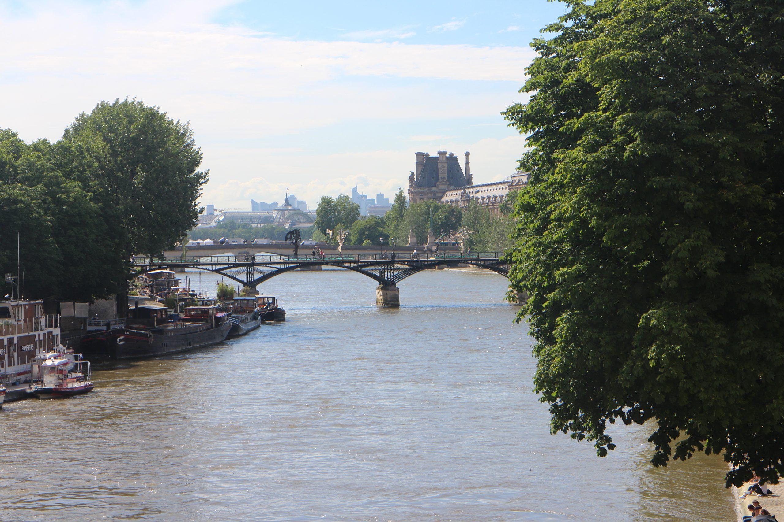 Exercice, fraction irréductible, ensemble, calculs, La Seine, Paris