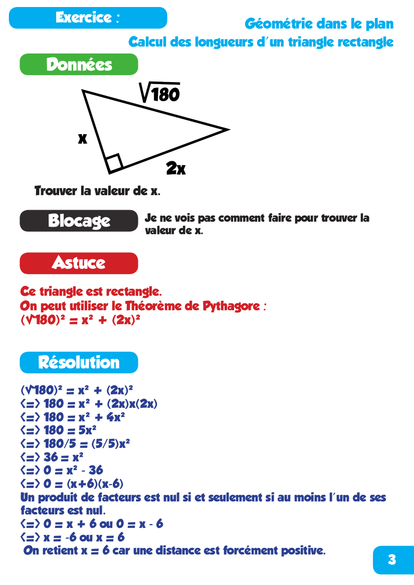 Carnet d'astuces de maths